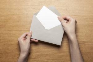 Это письмо для Вас