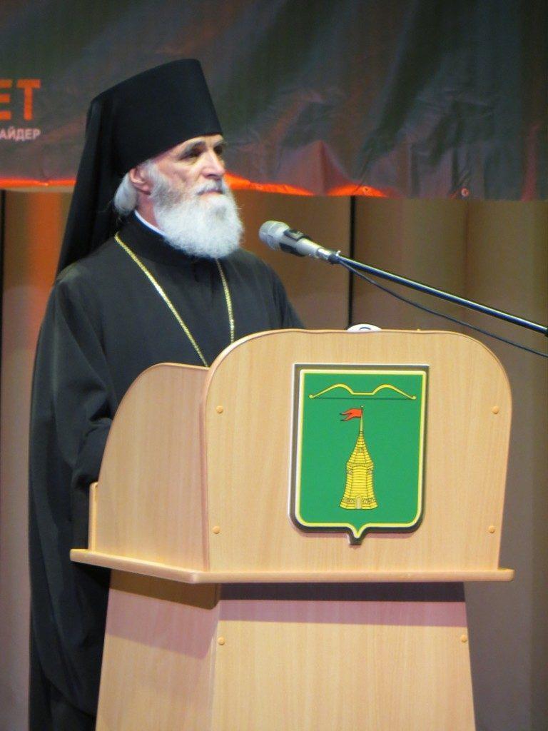 Приветственное слово епископа Ржевского и Торопецкого Адриана