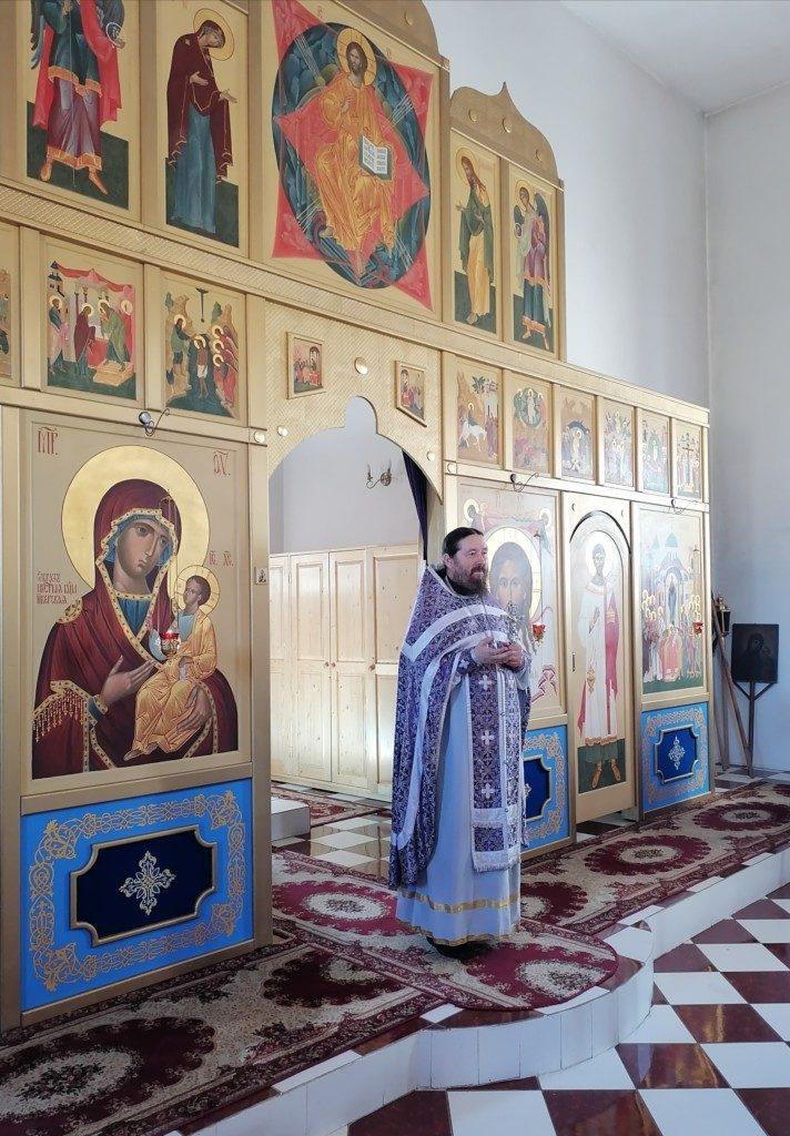 Память преп. Марии Египетской.