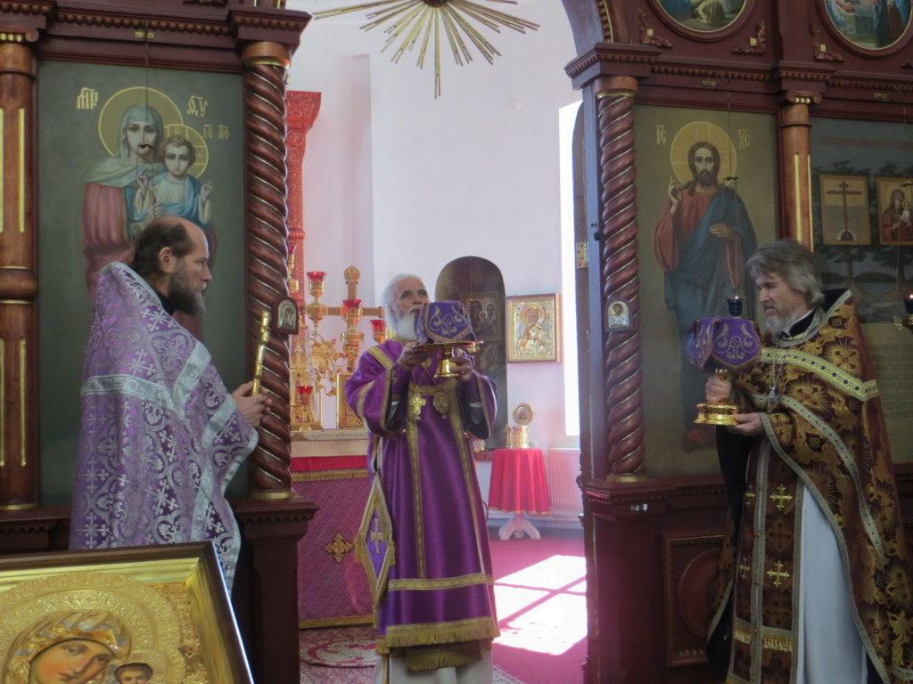 В день памяти прп. Марии Египетской
