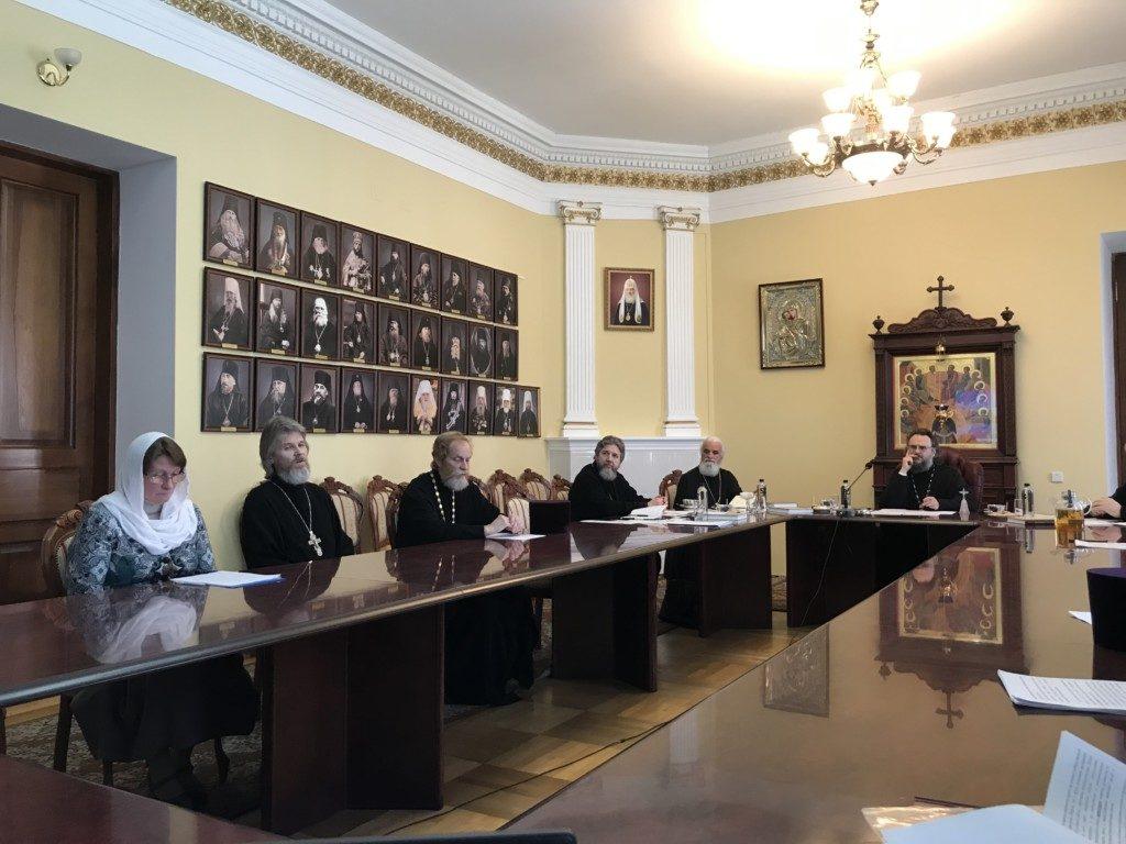Расширенный совет Тверской митрополии