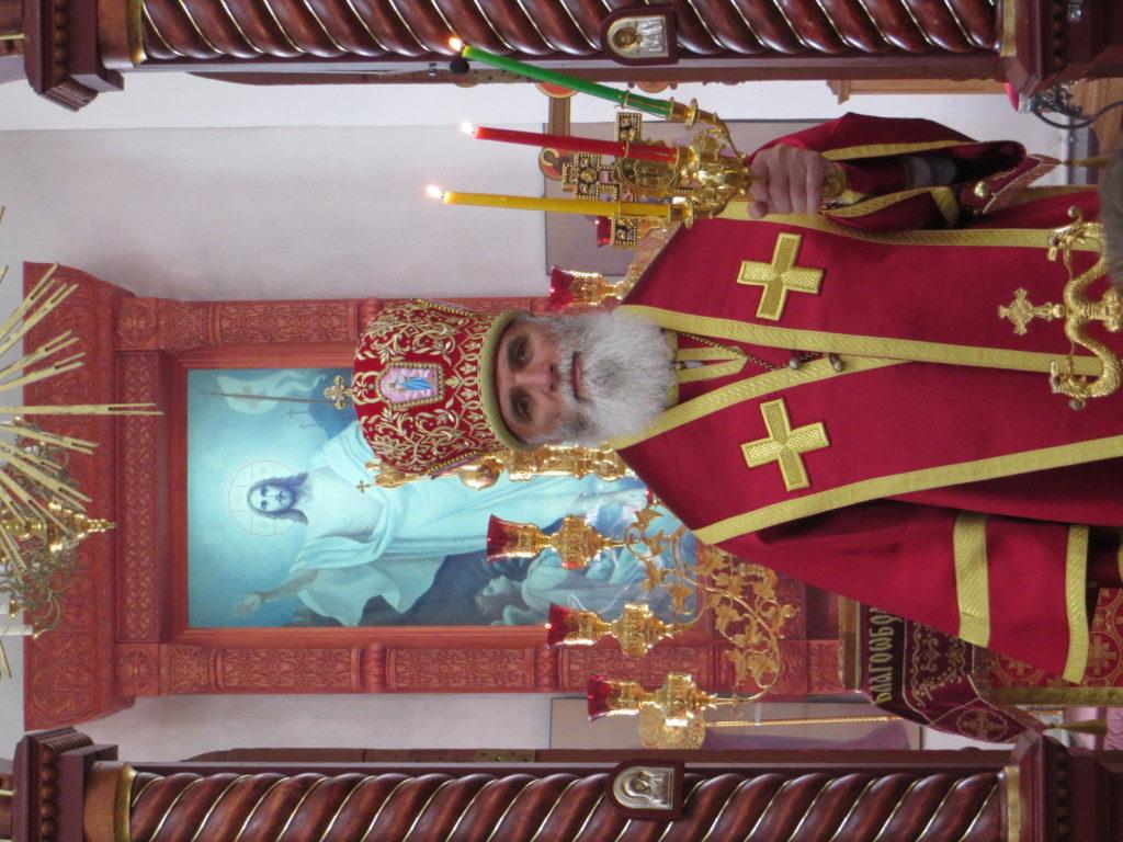 Пасхальное послание епископа Ржевского и Торопецкого Адриана