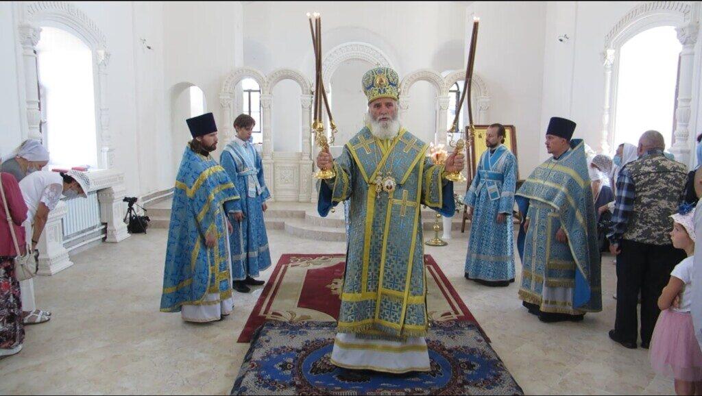 В праздник Смоленской иконы Божией Матери
