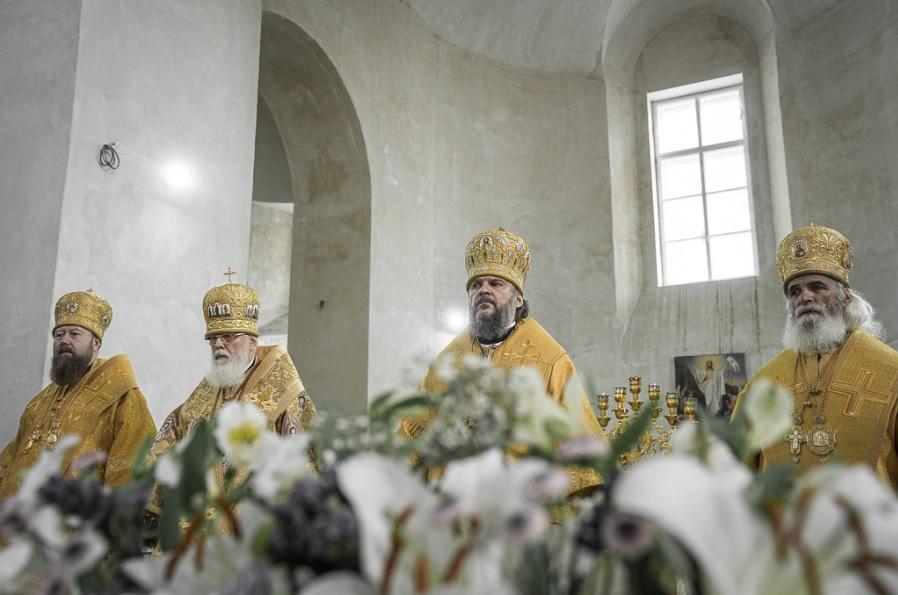 Тверская епархия торжественно отметила 750 лет со дня основания